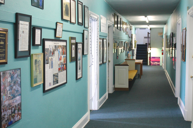 McShin Hallway
