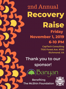 2nd Annual Recovery Raise @ CapTech