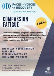 FAVOR Compassion Fatigue