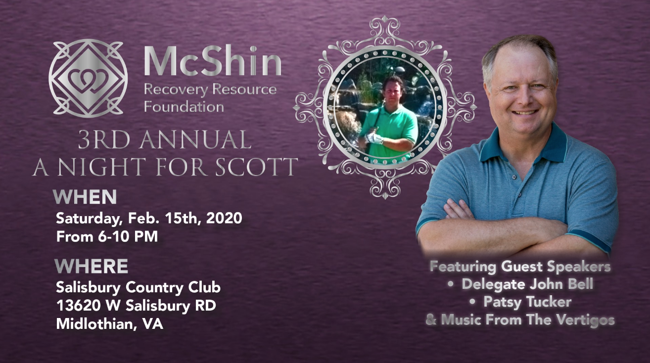 3rd annual fundraising event with guest speaker John Bell